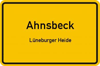 Nachbarschaftsrecht in Ahnsbeck