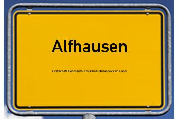 Nachbarrecht in Alfhausen