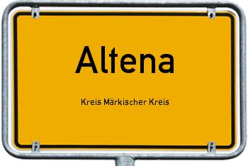 Nachbarrecht in Altena
