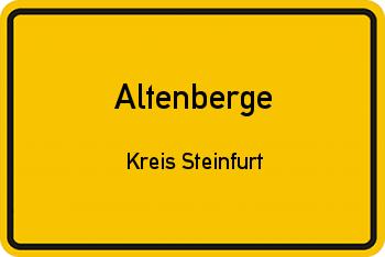 Nachbarschaftsrecht in Altenberge