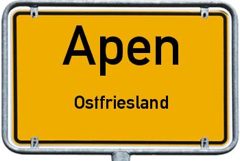Nachbarschaftsrecht in Apen
