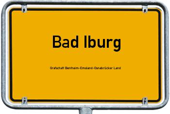 Nachbarrecht in Bad Iburg