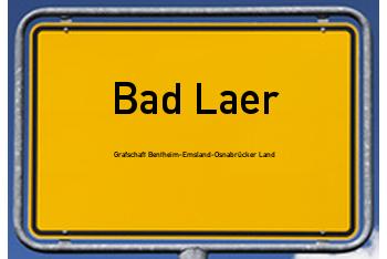 Nachbarschaftsrecht in Bad Laer