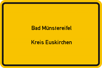 Nachbarschaftsrecht in Bad Münstereifel