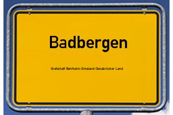 Nachbarrecht in Badbergen