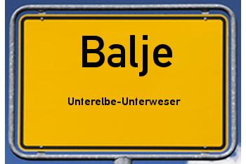 Nachbarrecht in Balje