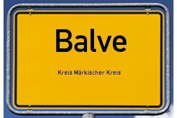 Nachbarrecht in Balve