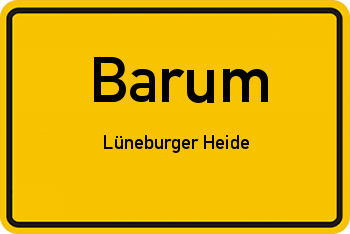 Nachbarrecht in Barum
