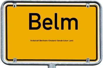 Nachbarschaftsrecht in Belm