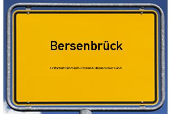 Nachbarrecht in Bersenbrück