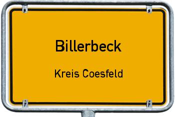 Nachbarschaftsrecht in Billerbeck