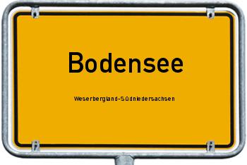 Nachbarrecht in Bodensee