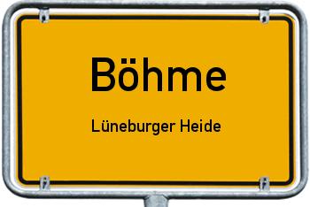 Nachbarrecht in Böhme