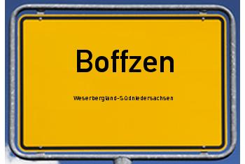 Nachbarschaftsrecht in Boffzen