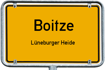 Nachbarrecht in Boitze