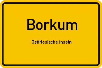 Nachbarrecht in Borkum