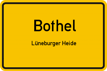 Nachbarrecht in Bothel