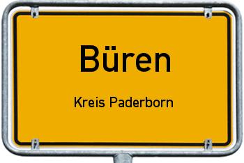 Nachbarrecht in Büren