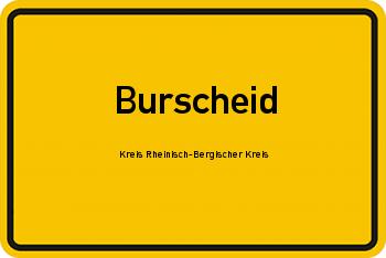 Nachbarschaftsrecht in Burscheid