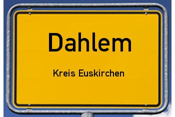 Nachbarrecht in Dahlem