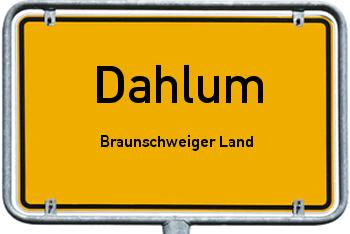 Nachbarrecht in Dahlum