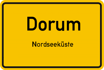 Nachbarrecht in Dorum
