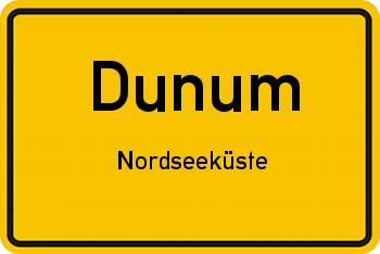 Nachbarschaftsrecht in Dunum