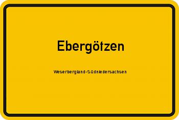 Nachbarrecht in Ebergötzen