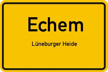 Nachbarrecht in Echem