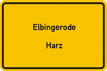 Nachbarrecht in Elbingerode