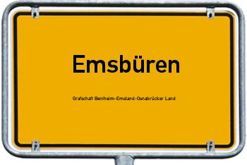 Nachbarrecht in Emsbüren