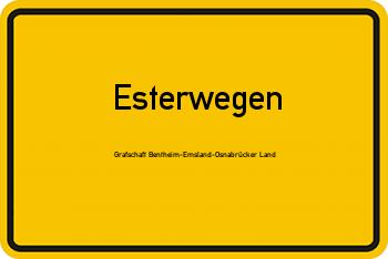 Nachbarschaftsrecht in Esterwegen