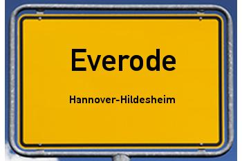 Nachbarschaftsrecht in Everode