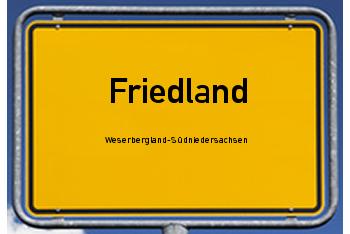 Nachbarrecht in Friedland