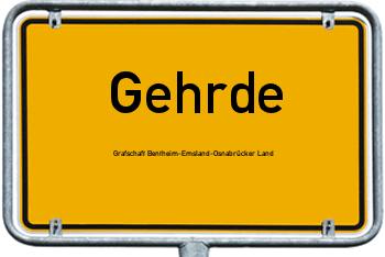 Nachbarrecht in Gehrde
