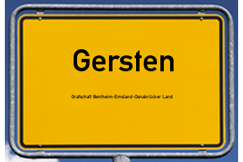 Nachbarrecht in Gersten