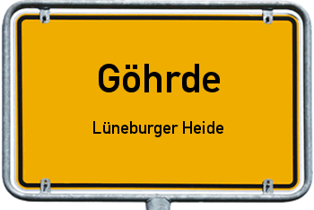 Nachbarrecht in Göhrde