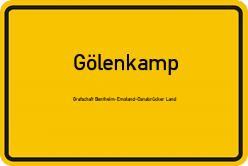 Nachbarschaftsrecht in Gölenkamp