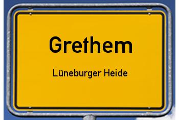 Nachbarschaftsrecht in Grethem