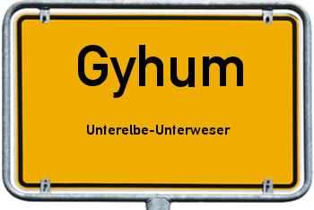 Nachbarschaftsrecht in Gyhum
