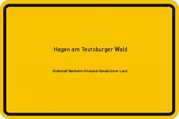 Nachbarrecht in Hagen am Teutoburger Wald