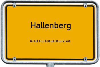 Nachbarrecht in Hallenberg