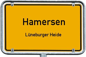 Nachbarrecht in Hamersen