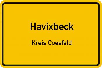 Nachbarschaftsrecht in Havixbeck