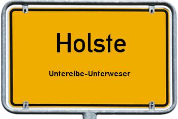 Nachbarschaftsrecht in Holste