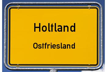 Nachbarschaftsrecht in Holtland