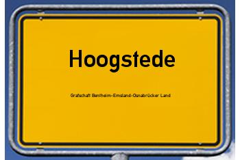 Nachbarrecht in Hoogstede