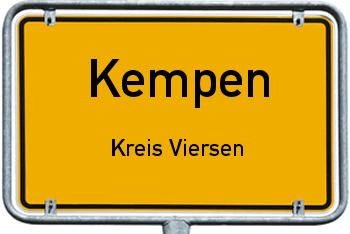 Nachbarschaftsrecht in Kempen
