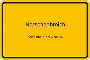 Nachbarschaftsrecht in Korschenbroich