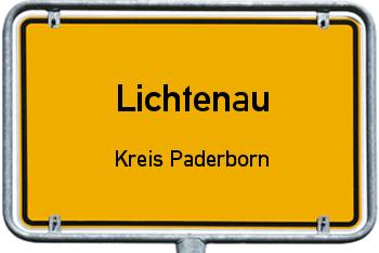 Nachbarrecht in Lichtenau